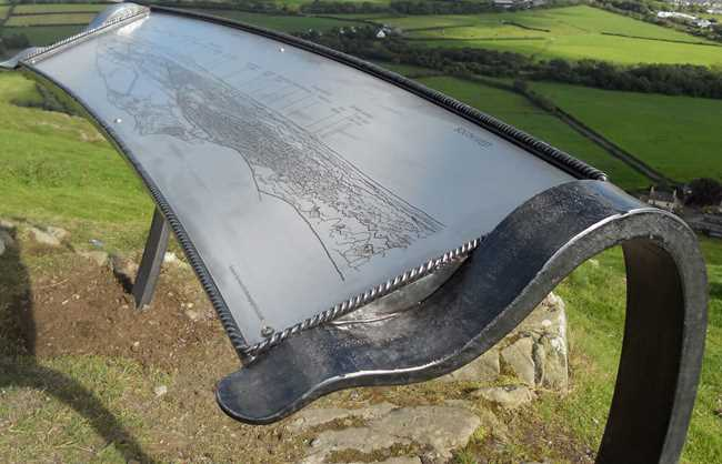 Hoad Monument Interpretation