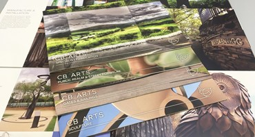 New brochures and website showcase our portfolio of Architectural and Sculptural Metalwork.