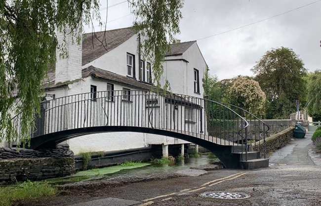 Cartmel Footbridge